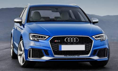 Configuratore nuova audi rs3 sportback e listino prezzi 2018 for Audi rs3 scheda tecnica