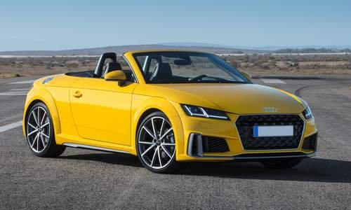 Configuratore Nuova Audi Tt Roadster E Listino Prezzi 2019