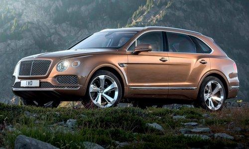 Bentley | Bentayga