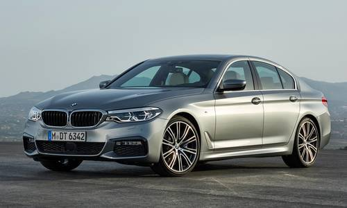 BMW | Nuova Serie 5 Berlina