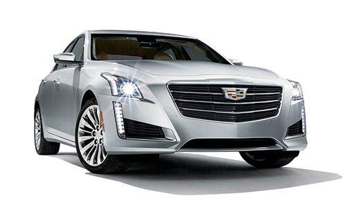 Cadillac CTS Berlina