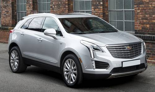Cadillac | XT5