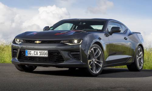 Configuratore Nuova Chevrolet Camaro E Listino Prezzi 2018