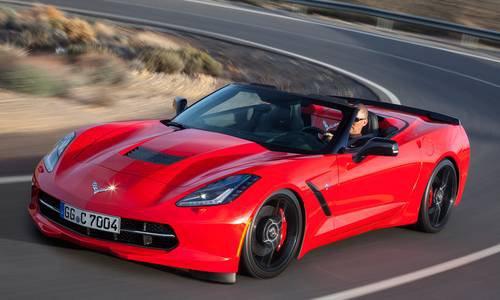 Configuratore nuova Chevrolet Corvette Stingray cabrio e ...