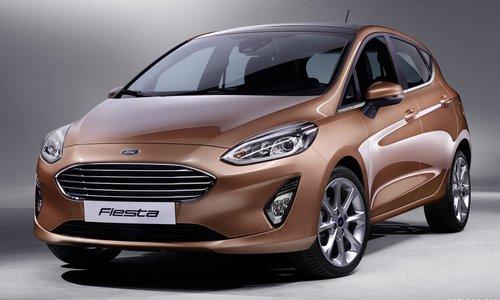 Ford | Nuova Fiesta
