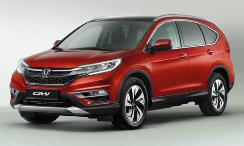 Configuratore nuova Honda CR-V e listino prezzi 2018