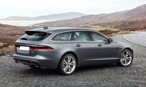 Jaguar | XF Sportbrake