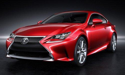 Lexus | RC Hybrid