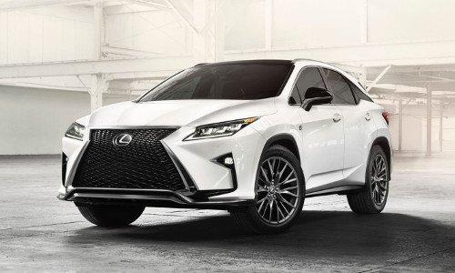 configuratore nuova lexus rx hybrid e listino prezzi 2018