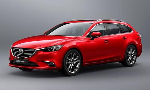 Mazda | Mazda6 Wagon