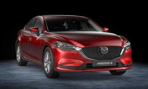 Mazda   Nuova Mazda6