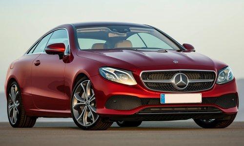 Mercedes-Benz Classe E Coupé