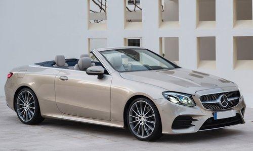 Mercedes-Benz | Classe E Cabrio