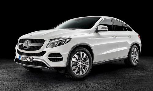Mercedes-Benz | GLE Coupé