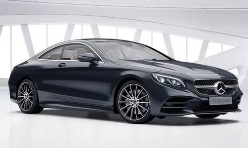 Mercedes-Benz | Nuova Classe S Coupè
