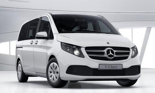 Mercedes-Benz | Nuova Classe V