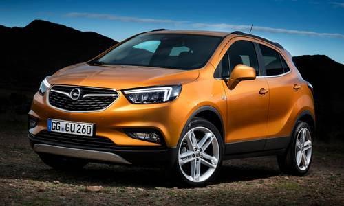 Opel | Mokka X