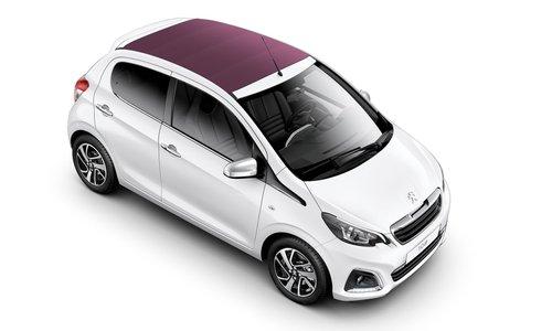 Peugeot | 108 Cabriolet