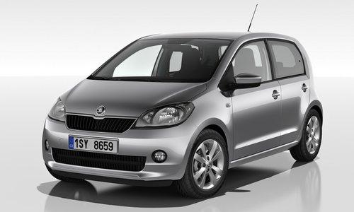 Škoda Citigo 5 porte