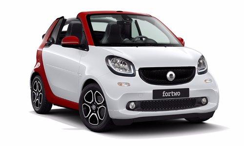 smart | Fortwo Cabrio