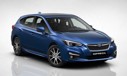 Subaru impreza pics