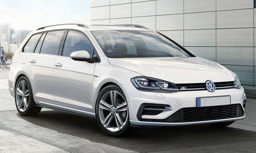 Configuratore nuova Volkswagen Golf Variant e listino prezzi 2018