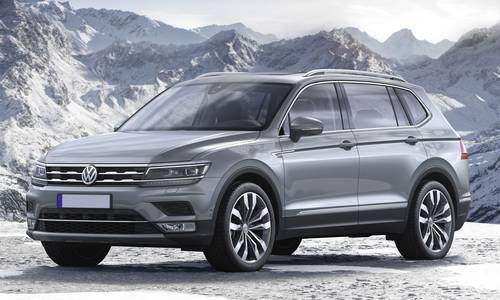 Volkswagen | Nuova Tiguan Allspace