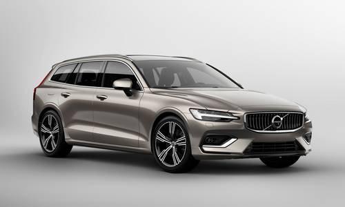 Volvo | Nuova V60