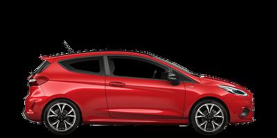 Der neue Fiesta 3 Türer