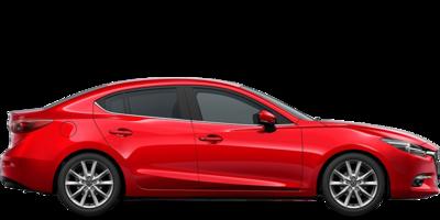 Mazda3 4 Türer