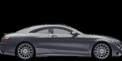 Mercedes-Benz S-Klasse Coupè