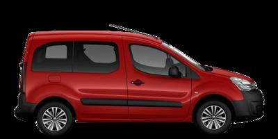 Peugeot Partner Tepee 4 Türer