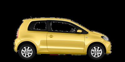 Škoda Citigo 3 Türer