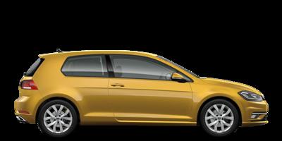 Volkswagen Golf 3 Türer