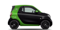 Smart Fortwo Coupè Electric Drive