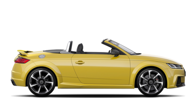 Audi Nuevo TT RS roadster