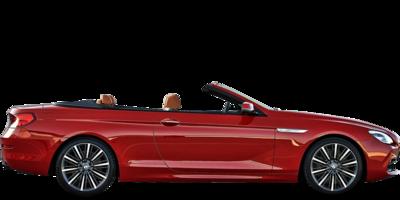 BMW Series 6 Cabrio