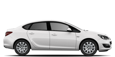 Opel Astra Sedan 4 puertas