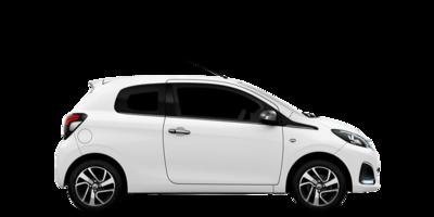 Peugeot 108 minicoche 3 doors 2014