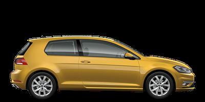 Volkswagen Golf 3 puertas
