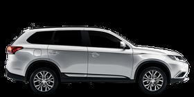 Compare Ford Kuga and Mitsubishi Outlander on DriveK