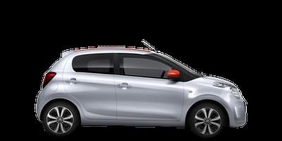 New Citroën C1 5 Door Car Configurator And Price List 2019