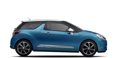 Image result for Citroen DS3 1.2 PureTech Cafe Racer png