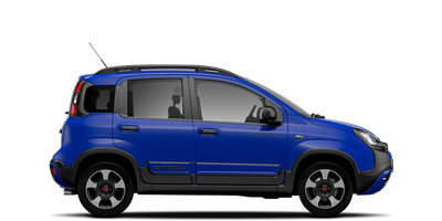 new fiat panda city cross car configurator and price list 2019. Black Bedroom Furniture Sets. Home Design Ideas
