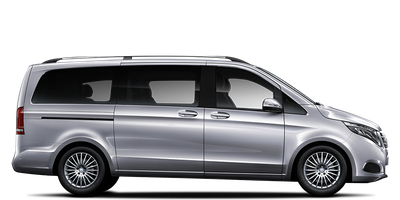 Compare Mercedes-Benz V-Class and Peugeot Traveller on DriveK