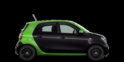 Smart Car Electric Range