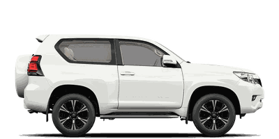 New Toyota Land Cruiser Doors Car Configurator And Price List - Suv 3 portes