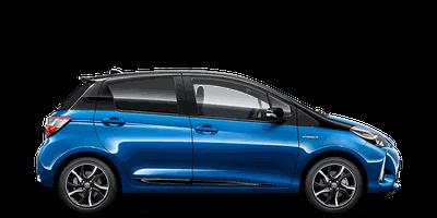 Toyota Yaris Hybrid 1 5 Vvt I Hybrid Cvt Active