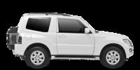 Mitsubishi Pajero 3D
