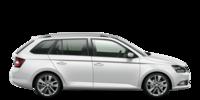 Škoda Fabia Wagon